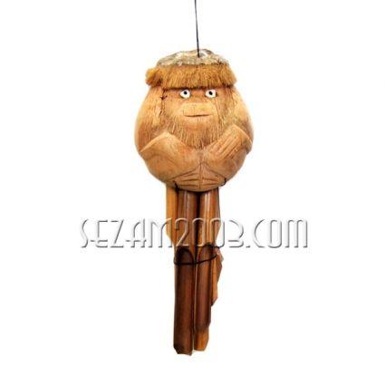 МАЙМУНА - вятърен звънец бамбук