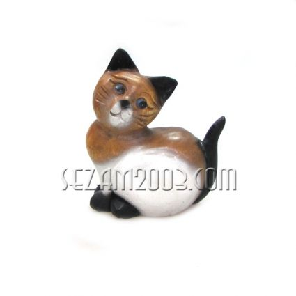 Котенце от дърво