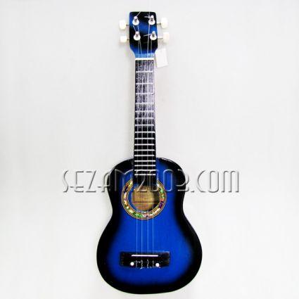 Мини китара отдърво - укулеле