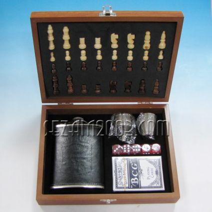 Мъжки подаръчен комплект с шах