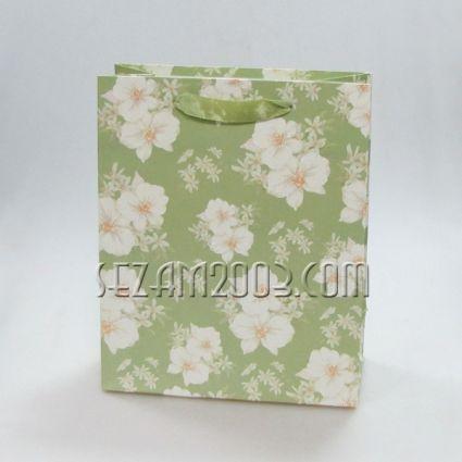 Подаръчна торбичка  лукс хартия