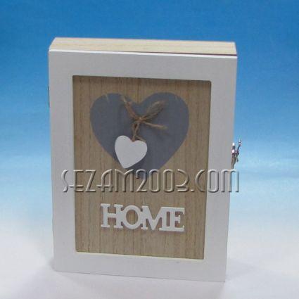 Кутия за ключове  стенна/ настолна декорирана