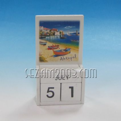 Календар от дърво - АХТОПОЛ