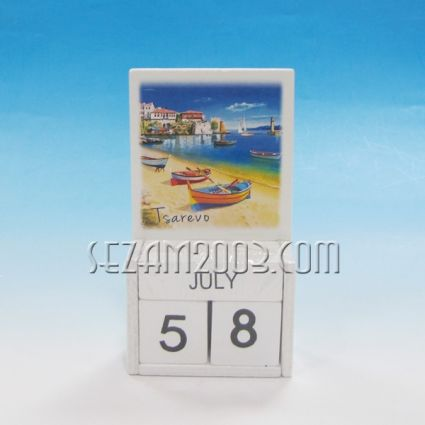 Календар от дърво - ЦАРЕВО