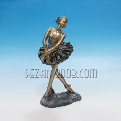 Балерина - пластика от резин