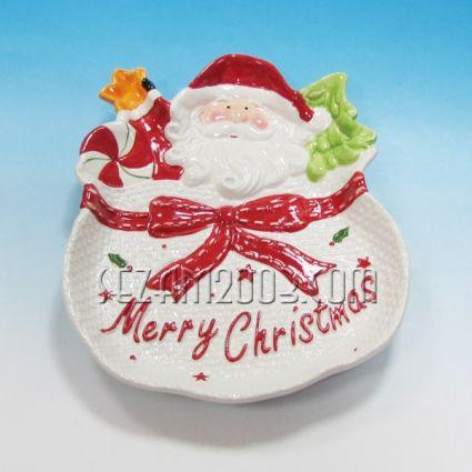 Коледна КУПИЧКА от керамика