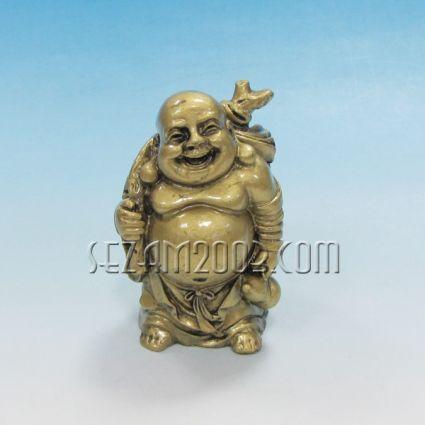 Буда - фигура фън шуй от полирезин