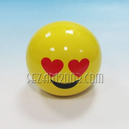 Moneybox ceramic - emoticon