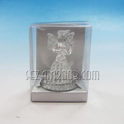Ангелче - стъклена фигурка в подаръчна кутийка