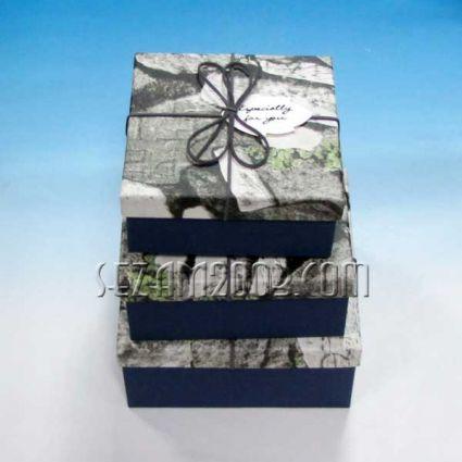 Подаръчни кутии от лукс картон 3 бр.к-т