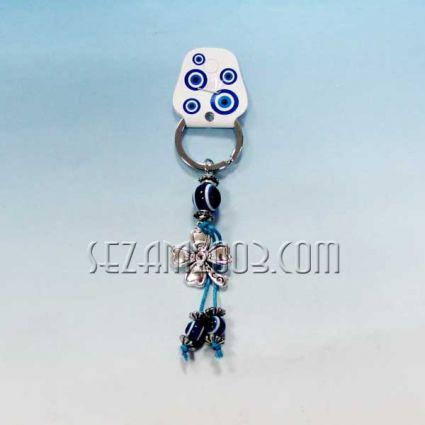 keychain metal + pendants Nazar