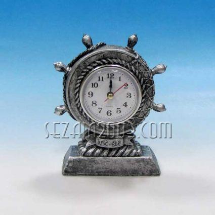 Часовник с РУЛ настолен  от резин