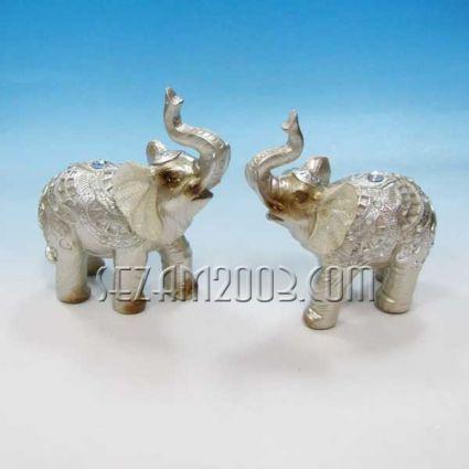 Elephants 2 pcs.