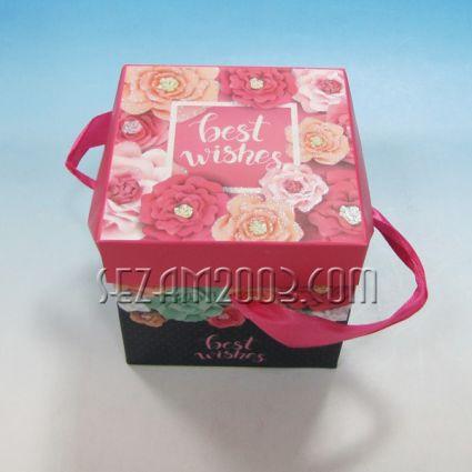 Подаръчни кутии от лукс хартия - РАЗГЛОБЯЕМИ
