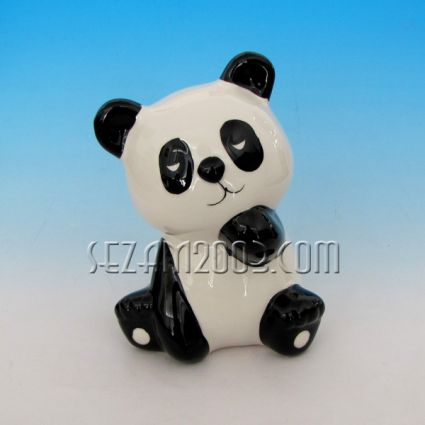 PANDA - ceramic money box