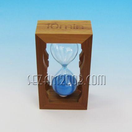 Hourglass wooden