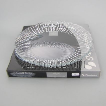 Aurora glass plate