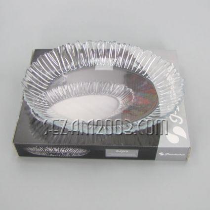 Plateau oval glass Aurora