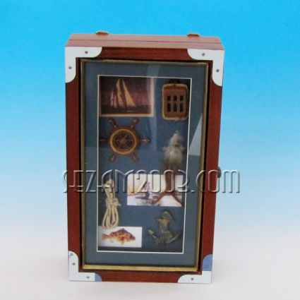 Key box wood