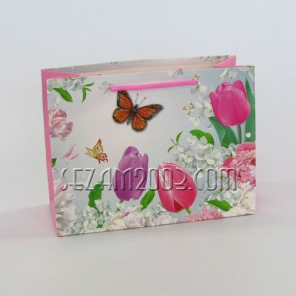Luxury paper gift bag