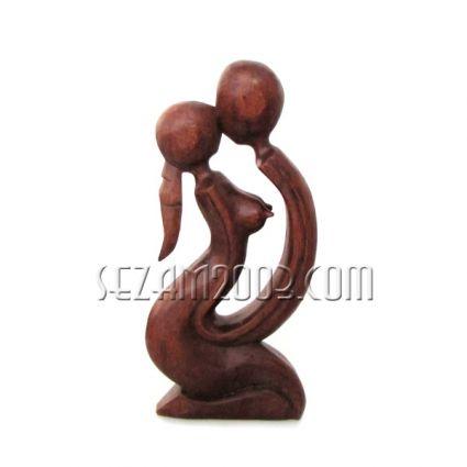 Абсракт - фигура от дърво различни форми