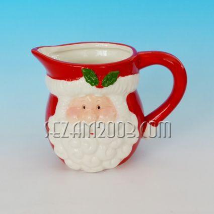 Каничка от керамика Коледна декорация