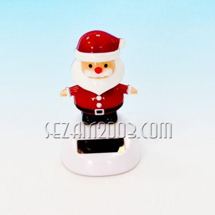 Дядо Коледа мини - подвижна соларна фигурка