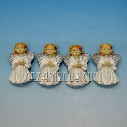 Ангелчета от резин - магнит за хладилник